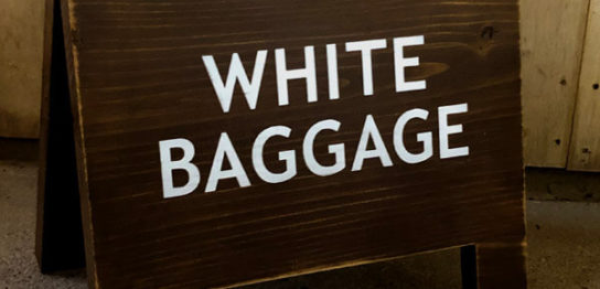 whitebaggage